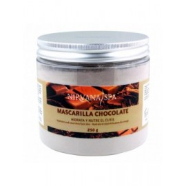 DiMACO NIRVANA SPA Máscara Facial Chocolate 250gr