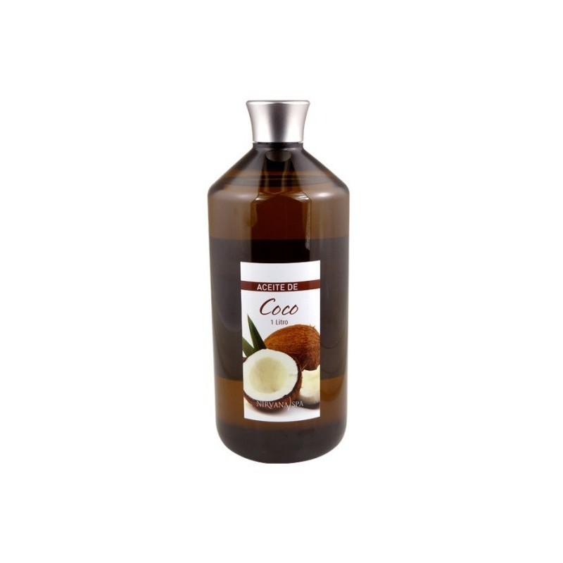 Aceite Coco 1000ml - NIRVANA SPA  - clickestetica.com