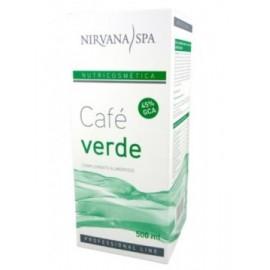 NIRVANA SPA Café Verde 500ml - Nutricosmética